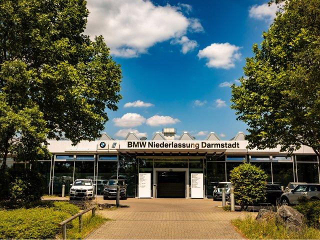 BMW Niederlassung Darmstadt