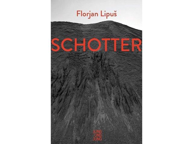 Buch des Monats, Florjan Lipus, Schotter, April 2019
