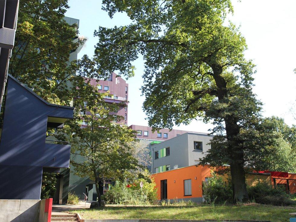 Wohnheim Karlshof Darmstadt